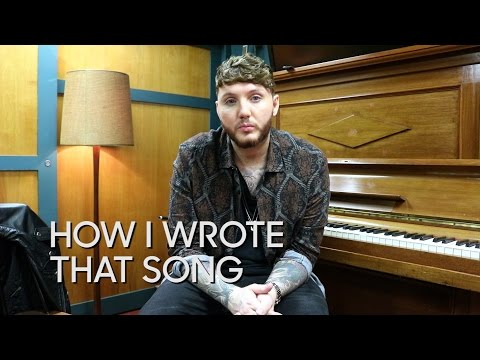 "How I Wrote That Song: James Arthur ""Say You Won't Let Go"""