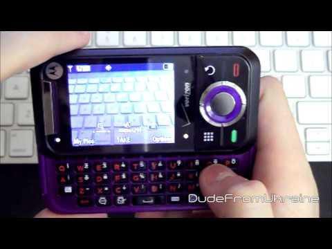Motorola Rival A455 Messaging Phone Review