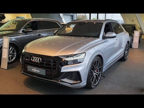 2020 Audi SQ8 TDI 320(435) KW(PS) | -[Audi.view]-