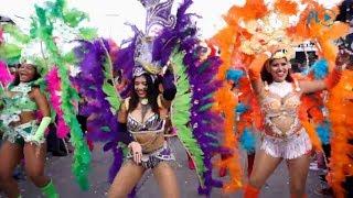 Hondureños celebran con carnaval 440 aniversario de Tegucigalpa | Prensa Libre