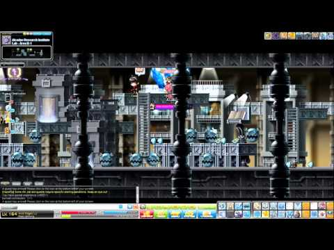 MapleStory Europe Silent Crusade Quest Chapter 1 , 2