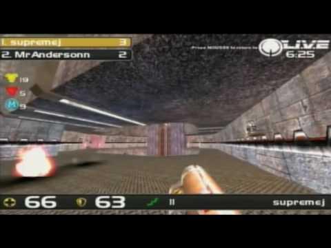 CIC7 Quake Live supreme vs reload
