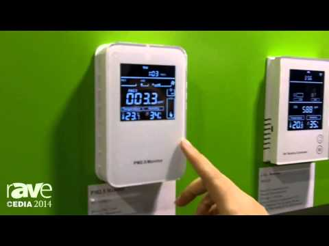 CEDIA 2014: MCO Home Offers Z-Wave Devices for Lighting Control, Security