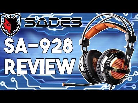 SADES SA-928 Gaming Headset Review