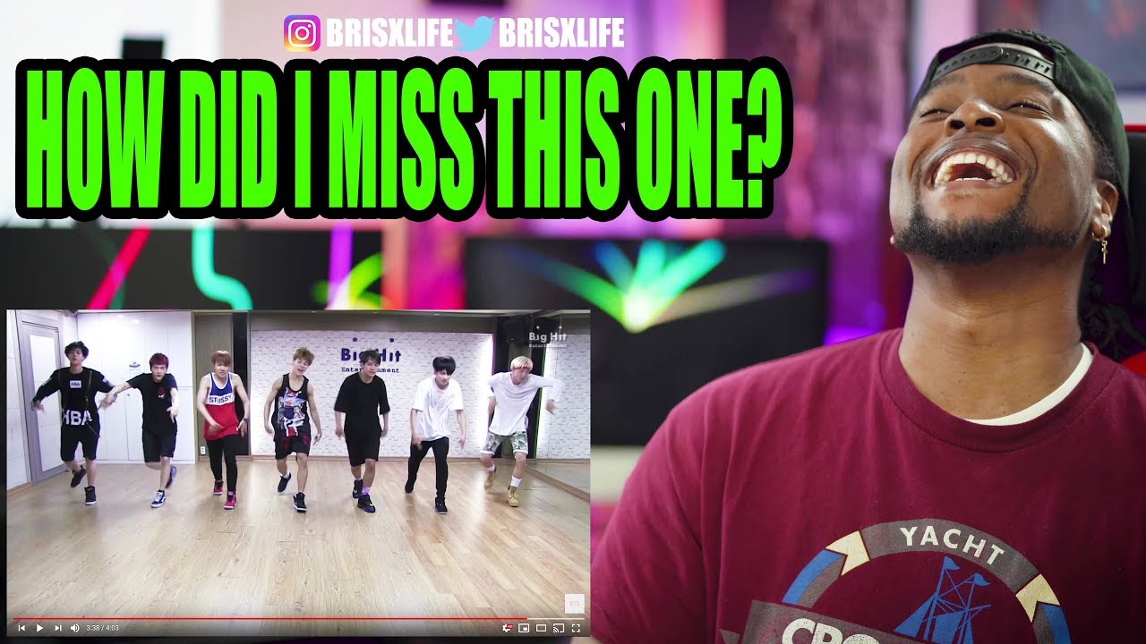 BTS - Danger | Dance Practice | REACTION!!!