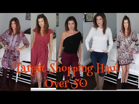 abcbda0ee Target Shopping Haul and Try on over 50! A New Line