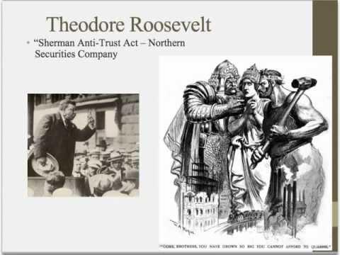 23-2 Teddy Roosevelt in the Progressive Era