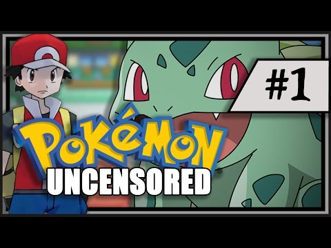 BEST POKEMON GAME EVER! | Pokemon Uncensored [P1] - Free Pokemon Game/Gameplay