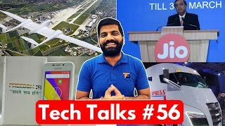 Tech Talks #56 - Card Hack in 6 Seconds, OnePlus 3T, Jio Happy New Year Offer, Freedom 251