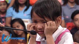 Gambar cover Wowowin Bibong Grade 1 student napabilib si Kuya Wil with English subtitles