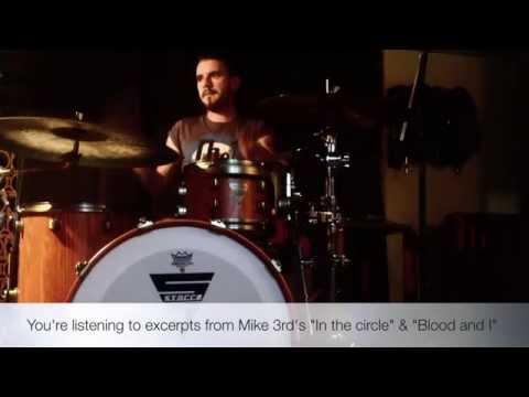#2 Alberto Stocco, Studio & Live Drummer with Jasmine Rodgers, Pat Mastelotto...
