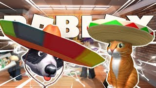 NEW ITEMS FROM MEXICO IN ROBLOX! (Robux items)