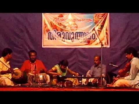Vaikom Vijayalakshmi.gayathri veena play.. Kandu kandu kothi...