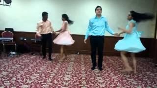 Salsa dance performance by SACPL - DIWALI'14
