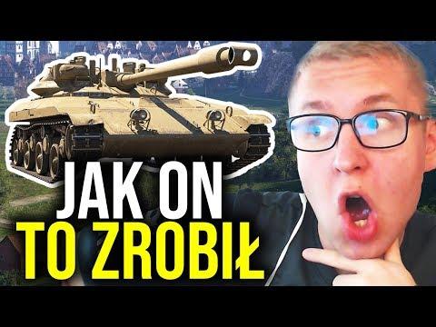 JAK ON TO ZROBIŁ - 1 VS 9 - World of Tanks thumbnail