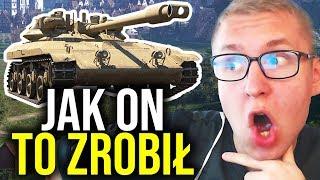 JAK ON TO ZROBIŁ - 1 VS 9 - World of Tanks