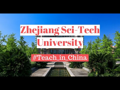 Zhejiang Sci-Tech University (Student Life)   浙江理工大学