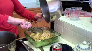 Hamburger Cabbage Casserole