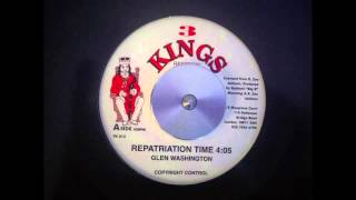 Glen Washington ‎– Repatriation Time 7""