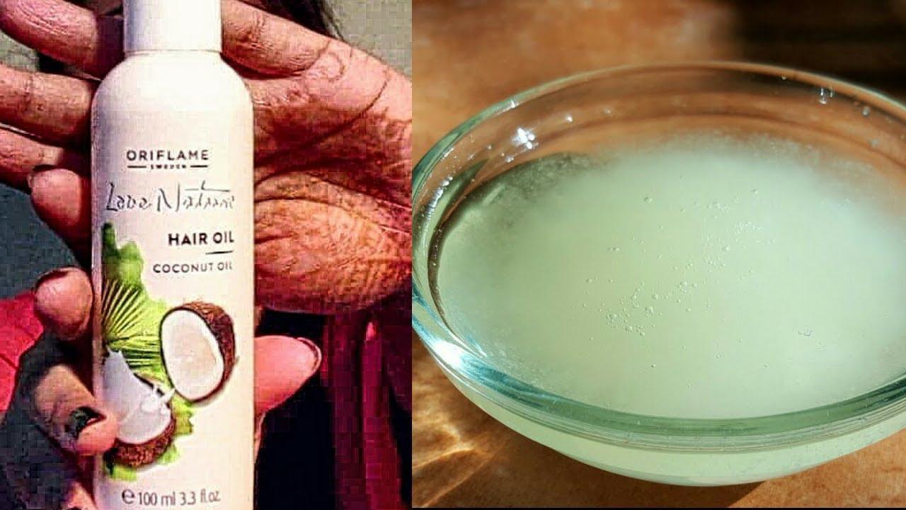 Oriflame Nature Hair Oil  Coconut Oil