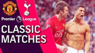 Man United v. Tottenham | PREMIER LEAGUE CLASSIC MATCH | 4/25/09 | NBC Sports