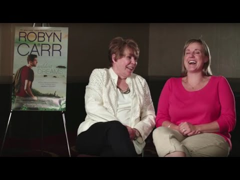 Author, #1 New York Times Bestseller, Mom:  An interview with Robyn Carr Mp3