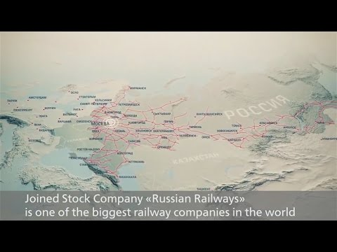 From operator of Russian railway infrstructure to international transport and logistics holding