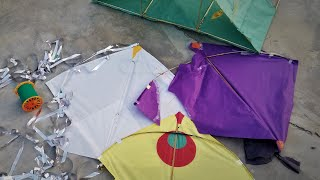 Big Tail Kite Fly On Sky | Kite Flying & Rolling | Big Kite Fly | Guddi Fly | Patang  Fly | Kite Fly