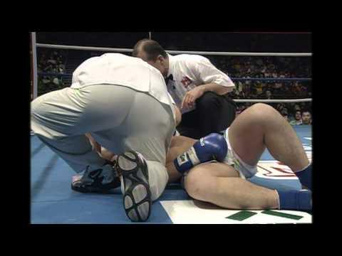 K-1 Classic - Gary Goodridge vs. Musashi - K-1 REVENGE