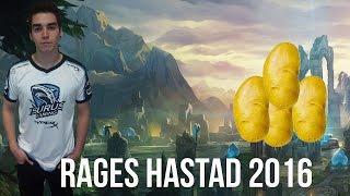 Rage Hastad 2016-  Time de Batatas