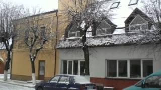 Любомль, зима 2012 року.(Усе в снігу. І колії залізничної станції, і новозбудована церква біля них, і пам'ятник гетьману Хмельницьк..., 2015-11-30T21:13:35.000Z)
