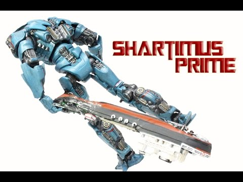 NECA Pacific Rim Gipsy Danger 2.0 Battle of Hong Kong Movie Action Figure Review