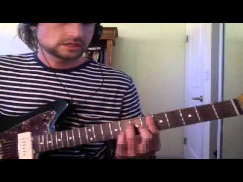 """Guitar Lesson: Frank Ocean - """"Thinking About You"""""""