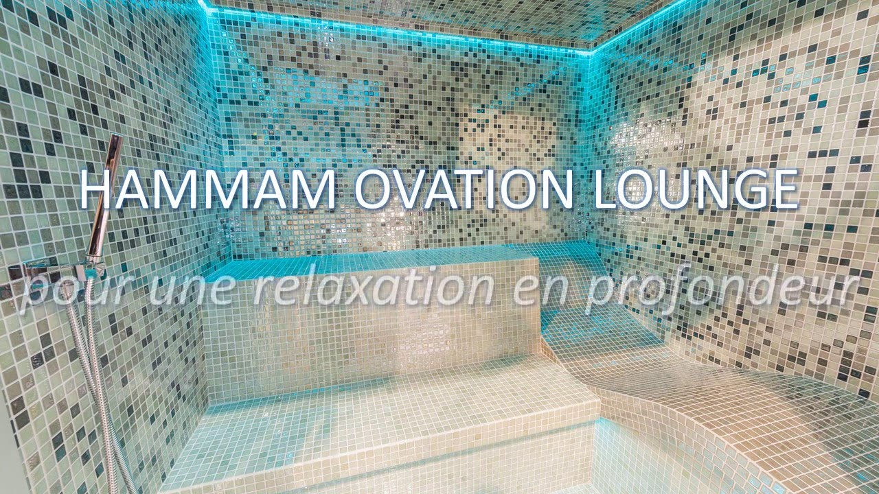 cabine de hammam haut de gamme le mod le ovation lounge youtube. Black Bedroom Furniture Sets. Home Design Ideas