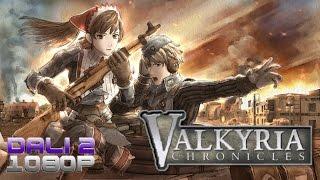 Valkyria Chronicles PC Gameplay FullHD 1080p