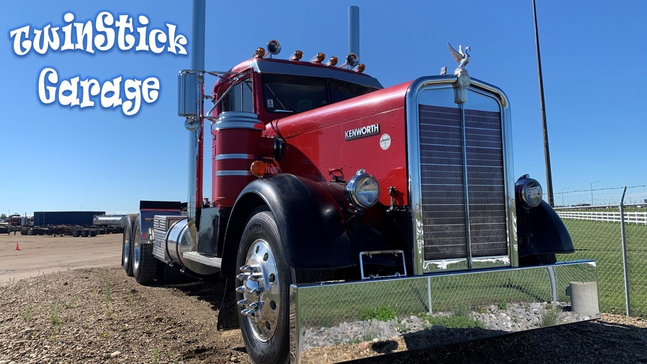 On The Hunt Ep.23 Kenworth '56 Needle-Nose at Auction
