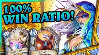 "100% WR tak jakby... - Reno ""Highlander"" Mage - Hearthstone Deck (Saviors of Uldum)"