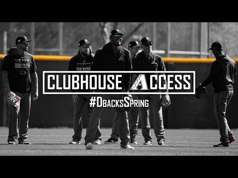 "Clubhouse Access | #DbacksSpring Ep. 5 ""The Countdown to Opening Day Continues"""