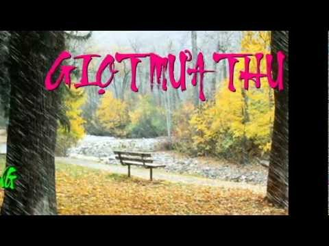 Image result for giot mua thu image