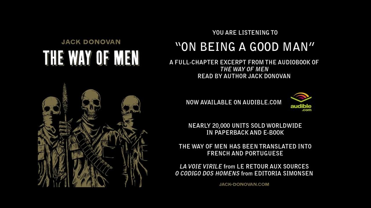 the way of men jack donovan