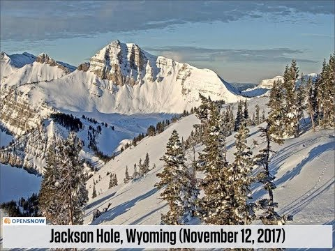 GSM Update 11/14/17 - Atmospheric River - Record Snow Cover - Climate Nonsense - Yellowstone BOOM