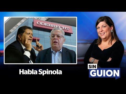 Habla Spinola - SIN GUION con Rosa María Palacios
