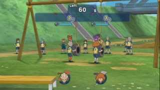 FIRST LOOK : Inazuma Eleven Strikers - Part 1!