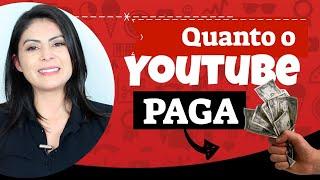 Quanto o Youtube me Paga por Mês | Quanto Ganha um Youtuber com 100 Mil Inscritos