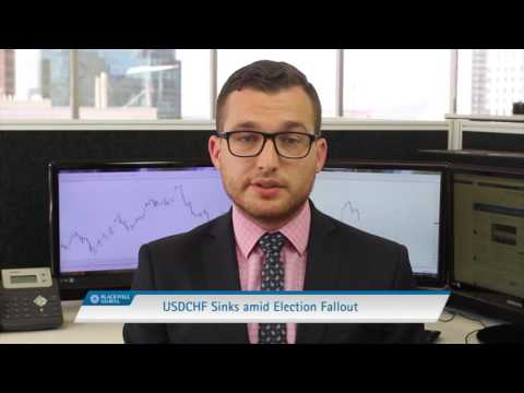2nd November 2016 – Traders Move Away From the USD as US Election Uncertainty Mounts