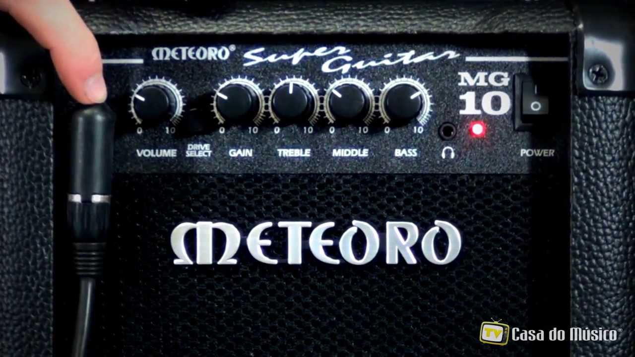 Review cubo de guitarra meteoro mg 10 para estudo casa do msico review cubo de guitarra meteoro mg 10 para estudo casa do msico youtube fandeluxe Gallery