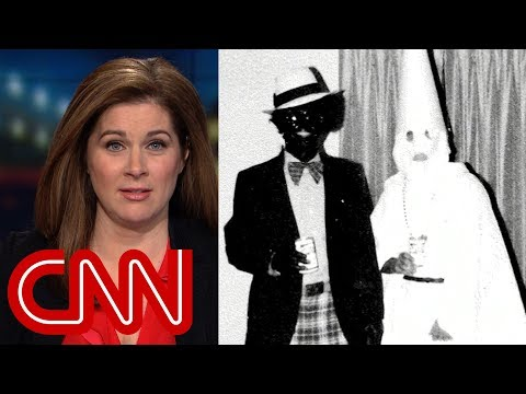 Erin Burnett: One of these people is the governor of Virginia