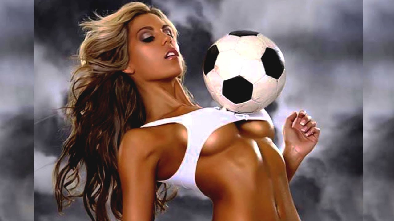 Soccer girls are the best  Funny Video