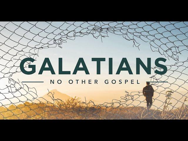 Galatians 1:1-10