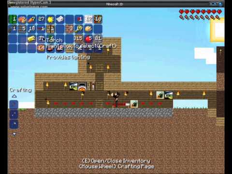 minecraft 2d download pc free